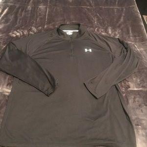 Under armour 1/4 long sleeve shirt